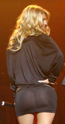 Fergie...